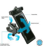 """Scosche HandleIt™ Pro H2O vodotěsné pouzdro na mobil s displejem do 5,9"""" s držákem na řídítka"""