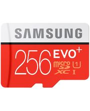 Samsung Micro SDHC 256GB EVO Plus + SD adaptér