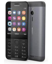Nokia 230, tmavě stříbrná