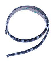 LED pásek RGB 4pin konektor pro Asus základní desku (ROG aura), 60cm, magnetický