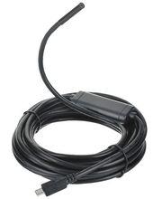 Endoskop/Inspekční VGA kamera s LED přísvitem, kabel 2m, MicroUSB, USB, pro Android, PC